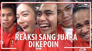 Video Reaksi Sang Juara Dikepoin   ft. Para Atlet Asian Games MP3, 3GP, MP4, WEBM, AVI, FLV November 2018