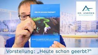 """Pünktlich zur Frankfurter Buchmesse: Promi-Erbrecht in """"Heute schon geerbt?"""""""