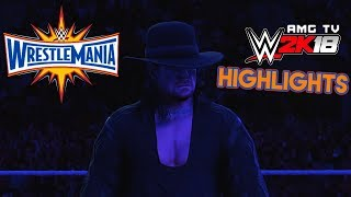Nonton Wwe 2k18   Wrestlemania 33 Highlights Film Subtitle Indonesia Streaming Movie Download
