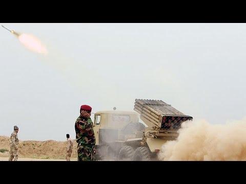 Συρία-Ιράκ: Απανωτά πλήγματα για το ΙΚΙΛ