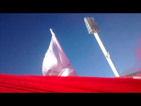Recibimiento desde adentro de la N°1 vs maipu - La Banda Nº 1 - Huracán Las Heras
