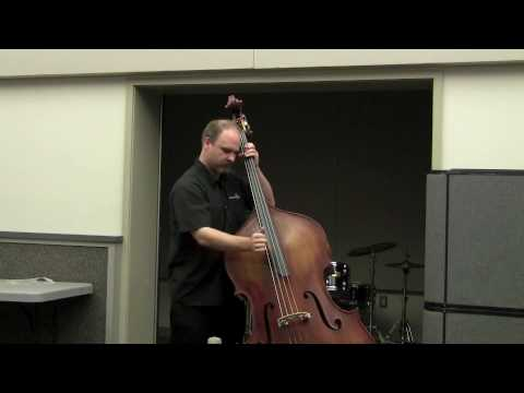 Upright Slap Bass (Rockabilly/Psychobilly etc.) – Gallup
