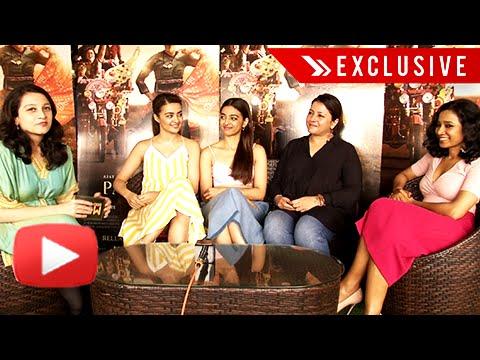 Exclusive Interview: Radhika Apte, Surveen Chawla,
