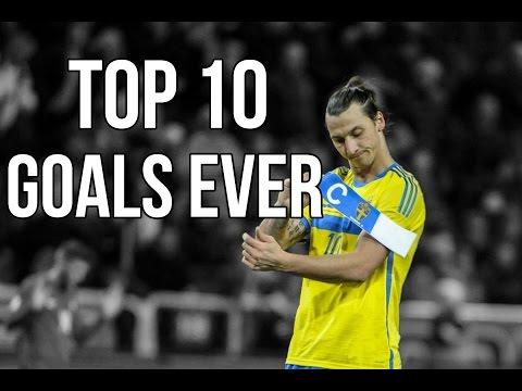 i 10 gol più belli di zlatan ibrahimovic