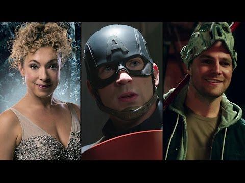 RIVER SONG, Captain America: CIVIL WAR, BvS, and TMNT2 - GG Entertainment News 100% Spoiler Free
