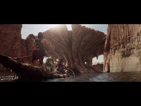 watch John Carter trailer