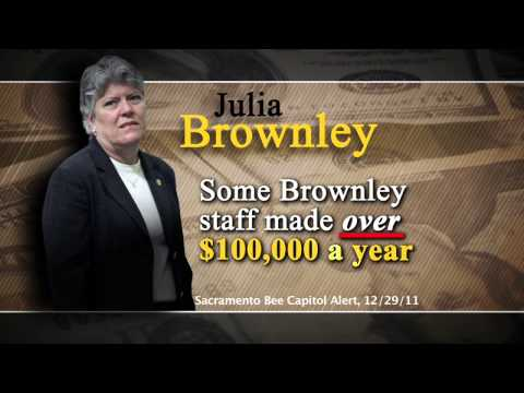 0 CA 26: Julia Brownley Ups Staff Pay While California Budget Deficit Soars
