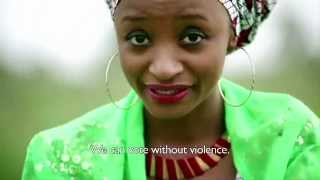 Popular Hausa-speaking movie stars Adam Zango, Rahma Sadau and Shuaibu Lawan speak out against violence in Nigeria's 2015 elections. Beautifully filmed in Ka...