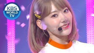 Video IZ*ONE - UP& Violeta I 아이즈원 - 하늘위로 & 비올레타 [Music Bank COME BACK/2019.04.05] MP3, 3GP, MP4, WEBM, AVI, FLV September 2019