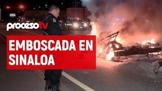 Culiacan Mexico  city images : Matan a cinco militares en emboscada en Culiacán