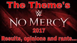 Video The Theme's WWE No Mercy 2017 Results, Opinions and Rants... New Cruiserweight champion. WTF?! MP3, 3GP, MP4, WEBM, AVI, FLV Oktober 2017