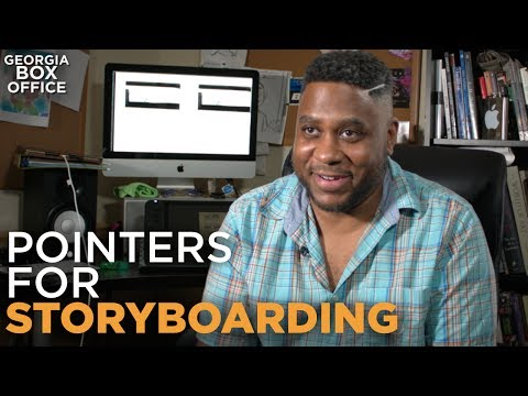 Tools and Software for a Storyboard Artist