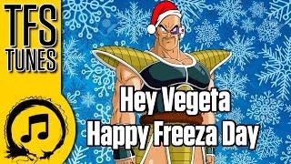 Dragonball Z Abridged MUSIC: Hey Vegeta Happy Freeza Day (*Nsync Parody)