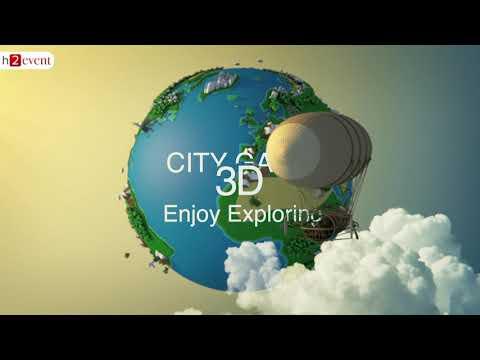 CITYGAME 3D Enjoy Exploring - H2event