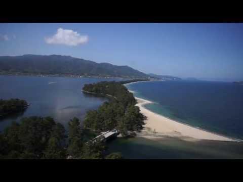 Miyazu-shi Drone Video