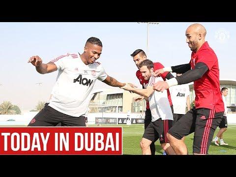 Download Manchester United | Dubai Training Camp Day One | Solskjaer, Martial, Rashford, Lingard