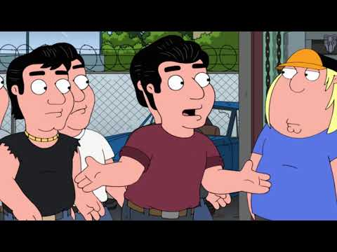 CHRIS GOES TO ITALIAN SCHOOL - Family Guy