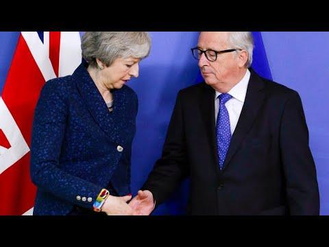 Großbritannien: Kein Durchbruch für May nach Gesprächen mit Juncker