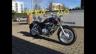 7. Kymco Venox 250 - Details, Walkaround