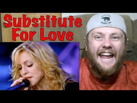 Madonna - Drowned World/Substitute For Love (Confessions Tour Live) Reaction!