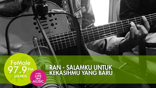@RANforyourlife [LIVE] di #HAPPYMORNING with #INDYBEN