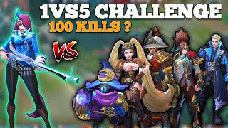 Video LESLEY 1VS5 AND 100 KILLS CHALLENGE IN CUSTOM MODE | MOBILE LEGENDS MP3, 3GP, MP4, WEBM, AVI, FLV November 2018