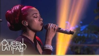 Keyshia Cole Performs! | The Queen Latifah Show - YouTube
