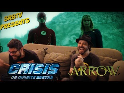 SRBTV Presents Arrow S08E08 Crisis On Infinite Earths: Part Four