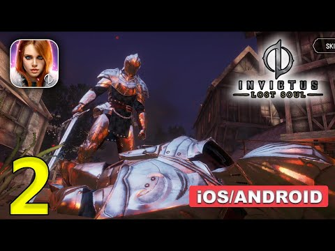 INVICTUS: Lost Soul Gameplay Walkthrough (Android, iOS) - Part 1