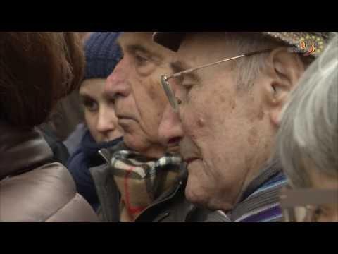Quatre pavés de la Mémoire posés à Molenbeek