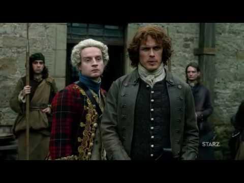 Clip for episode 10 Outlander, Prestonpans