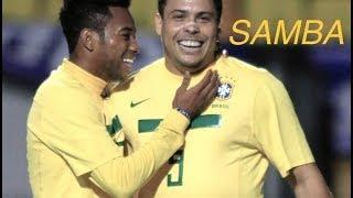 Ronaldinho ● Robinho ● Ronaldo ● Kaka - Generation Samba Brazil - HD
