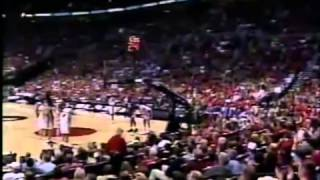 Los Angeles Lakers at Portland Trail Blazers 29.02. 2000