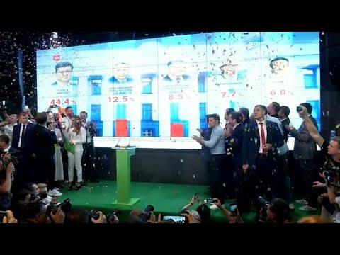 Ουκρανία: Τι δείχνουν τα πρώτα αποτελέσματα