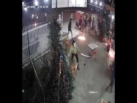 Hỗn chiến kinh hoàng tại Tiền Giang