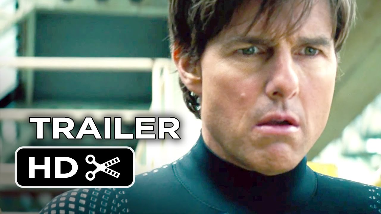 Mission: Impossible Rogue Nation Official Payoff Trailer (2015) – Tom Cruise, Simon Pegg Movie HD #Estrenos #Trailers