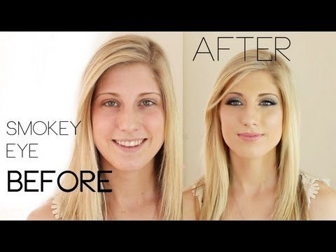 Prom Perfect (or wedding) Smokey Eye Make-Up Tutorial | Kandee Johnson