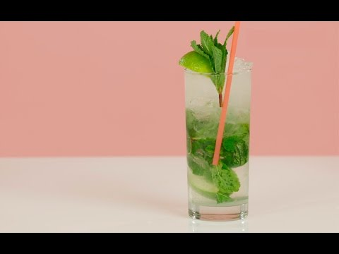 How to make a Mojito | Classic Cocktails
