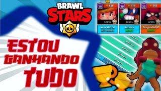Comp da Vitória - Ganhando até do Clã no Brawl Ball by Pokémon GO Gameplay