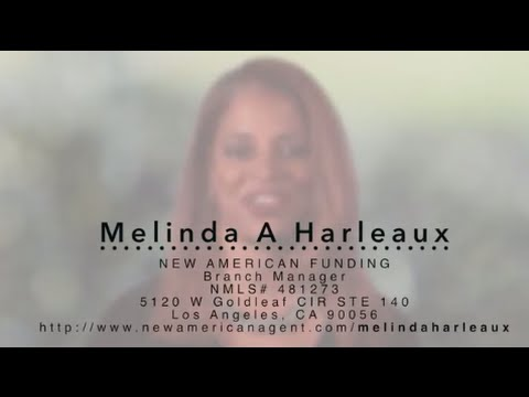 Melinda Harleaux: Down Payment Assistance Programs