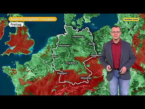 Веттер: Дие актаелле 3-Таге-Ворхерсаге (16.11.2017)