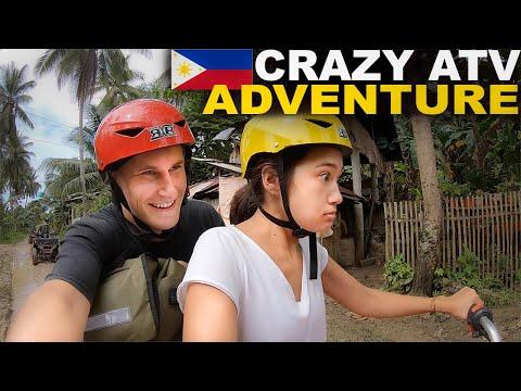INSANE ATV Adventure in the Philippines! 🇵🇭 Philippines Travel Vlog