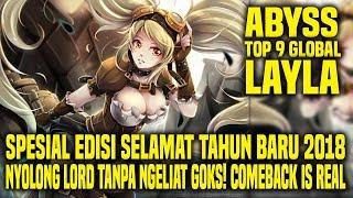 Video Hal Yang Gw Pelajari Dari Top 9 Global LAYLA ABBYS • Mobile Legends Indonesia MP3, 3GP, MP4, WEBM, AVI, FLV Desember 2018