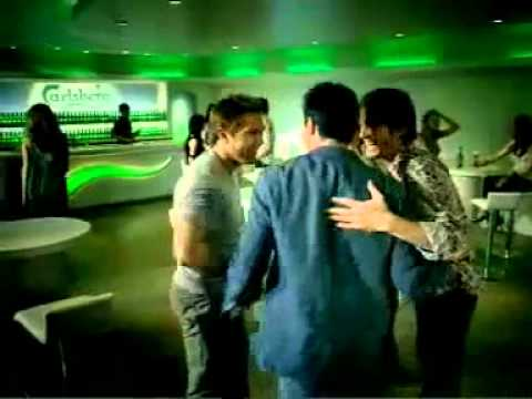 Carlsberg Beer Commercial - Train