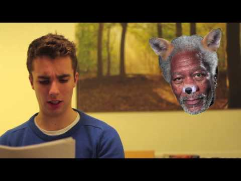 The Fox v Morgan Freeman stajlo