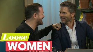 Nonton Ricky Gervais And Eric Bana Interview Interrupted By Andrea S Hair Appointment Alert   Loose Women Film Subtitle Indonesia Streaming Movie Download