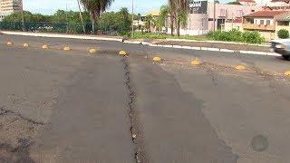 Empresa deve analisar problemas estruturais em viadutos de Bauru
