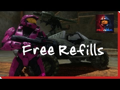 Season 7, Chapter 2 - Free Refills | Red vs. Blue