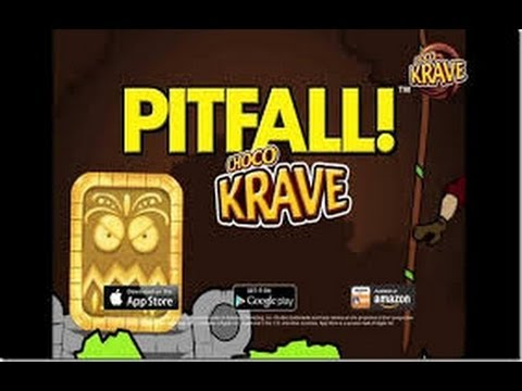 Pitfall! Krave - Android & IOS GamePlay (HD)