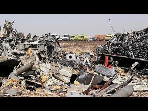«Δεν ήταν ατύχημα» η συντριβή του αεροσκάφους στην Αίγυπτο